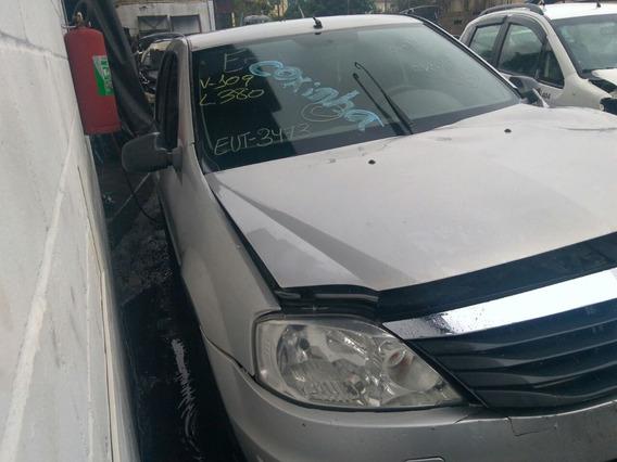 Sucata Renault Logan Para Retirada De Peças