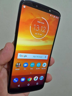 Celular Motorola Moto E5 Plus Usado