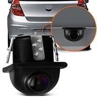 Mini Camera De Re Automotiva Tartaruga Universal