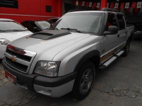 S10 Rodeio 2.4 Mpfi Flexpower C. Dupla