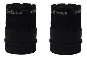 Cápsula Original Leson Sm 58 Profissional Ldm-33 Cr Kit C/ 2