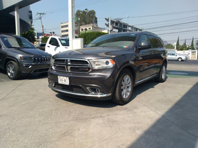 Dodge Durango 3.6 V6 Sxt Plus