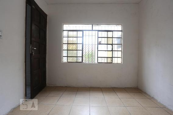 Casa Para Aluguel - Quitaúna, 1 Quarto, 200 - 893024248