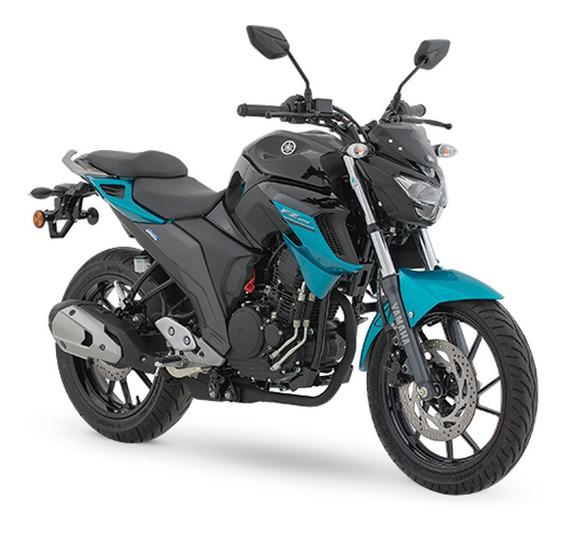 Moto Yamaha Fz25 250 Nuevos Colores 2020 - Casco De Regalo