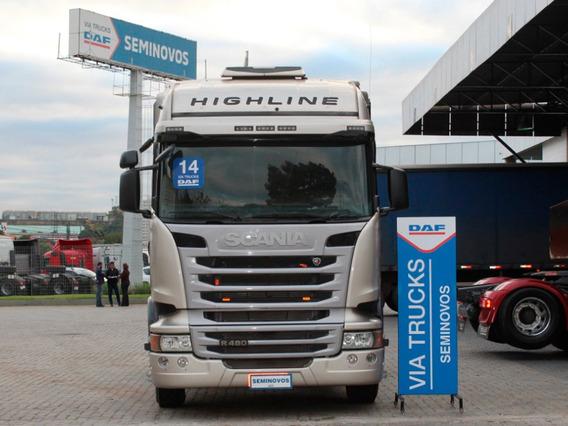 Scania Tanque R-480 A 6x4 Highline 2p (diesel) (e5)