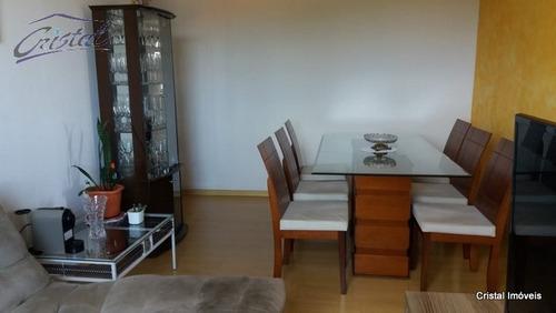 Imagem 1 de 11 de Apartamento Para Venda, 2 Dormitórios, Jardim Ivana - São Paulo - 19758
