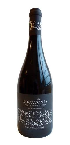 Imagen 1 de 2 de Terra Camiare - Socavones Blend De Terroirs Pinot/ancellota