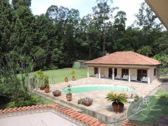 Casa Residencial À Venda, Granja Viana, Jardim Da Glória, Cotia - Ca0475. - Ca0475