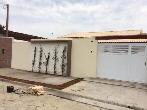 Casa Com Suíte No Bairro Jardim Califórnia, Itanhaém, 7397
