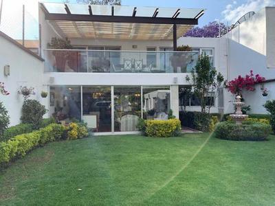 Casa En Venta Lomas De San Angel Inn Alvaro Obregón