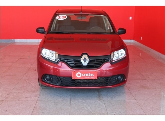 Renault Sandero 1.0 12v Sce Flex Authentique Manual