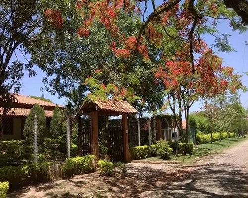 Imagem 1 de 28 de Chácara Para Locação No Condomínio Chácara Carolina - Itu/sp - Ch00749 - 69879616