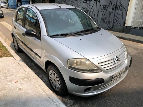 Imagem 1 de 11 de Citroën C3 2006 1.4 8v Glx Flex 5p