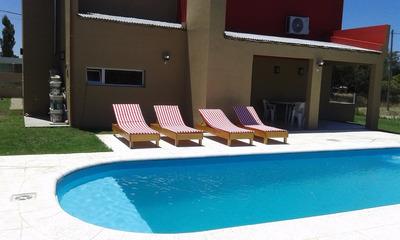 Casa Quinta Con Pileta Hasta 8 Personas