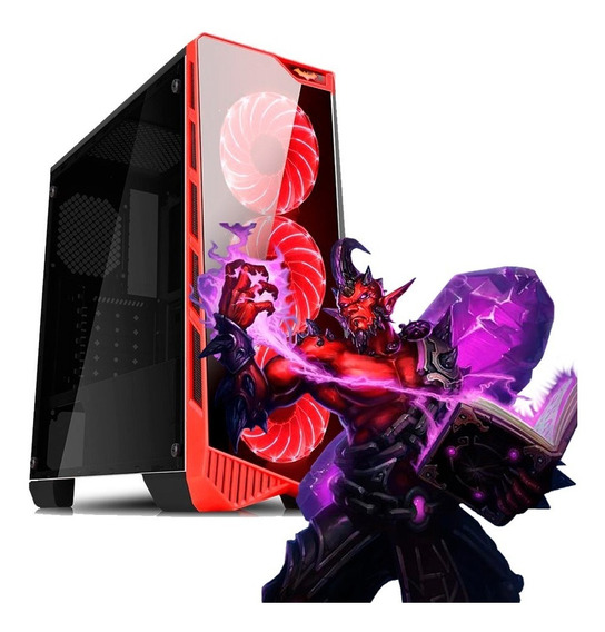 Pc Gamer Alien I3 4ª,16gb Ram Ddr3,hd 1tb,gt 710 2gb Oferta