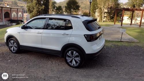 Imagem 1 de 15 de Volkswagen T-cross 2020 1.0 Comfortline 200 Tsi Aut. 5p