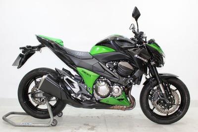 Kawasaki Z 800 Abs 2014 Verde
