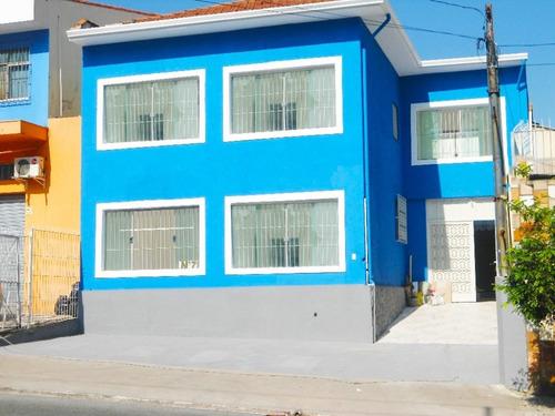 Imagem 1 de 17 de Excelente Casa Comercial A Venda / Locação Campo Belo - Reo66285