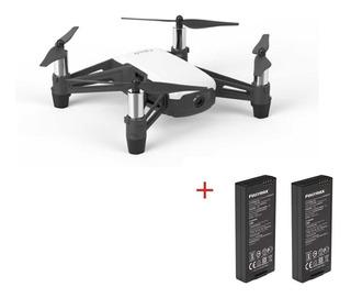 Drone Dji Tello + 2 Baterías Extras