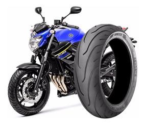 Pneu Moto Xj6/hornet/kawasaki/triumph D-180/55-17 Technic