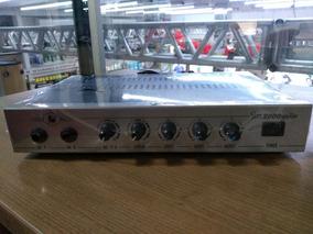 Amplificador Receiver Frahm Slim 2000
