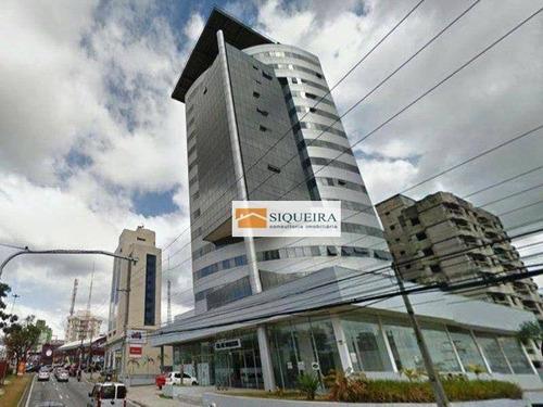 Edifício Avenida Paulista - Sala Para Alugar, 50 M² Por R$ 1.200/mês - Parque Campolim - Sorocaba/sp - Sa0046