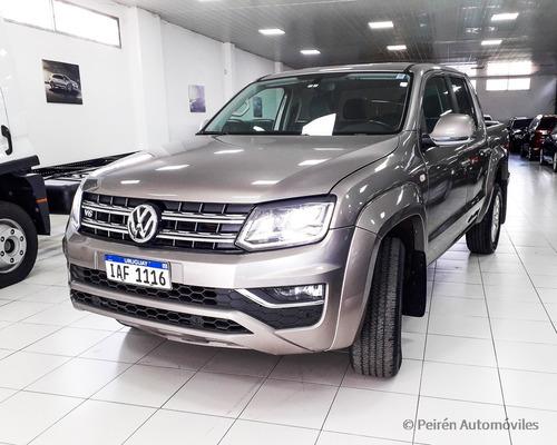 Volkswagen Amarok V6 3.0 4x4 At Diesel 2019 Gris - Ref:1460