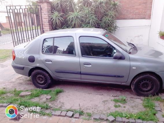 Renault Clio 1.2 Authentique Aa 2004