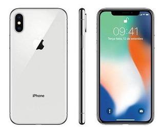 iPhone X 64gb Novo/lacrado Na Caixa + Garantia 1 Ano 12x Sem Juros