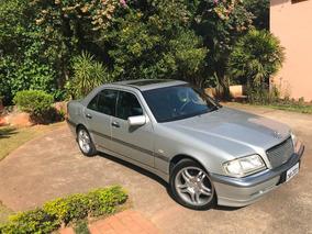 Mercedes Benz C240 Elegance 78.900 Km Estado 0km Não É C280