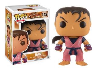 Dan Funko Pop 142 Figura Muñeco Capcom Street Fighter