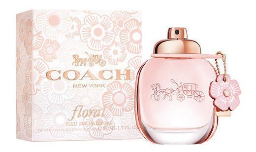 Coach Floral Eau De Parfum Femenino 90ml