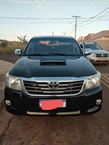 Toyota Hilux 2012 3.0 Srv Cab. Dupla 4x4 Aut. 4p 171 Hp