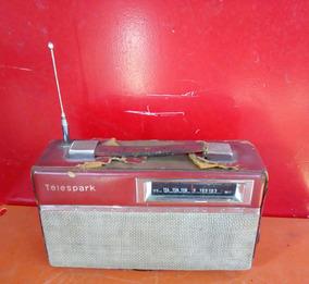 Antigo Rádio Telespark, Precisa Ser Resturado