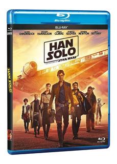 Han Solo Blu-ray Nuevo Stock Original Importado