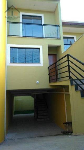Sobrado Com 2 Dormitórios À Venda, 105 M² - Parque Piratininga - Itaquaquecetuba/sp - So0133