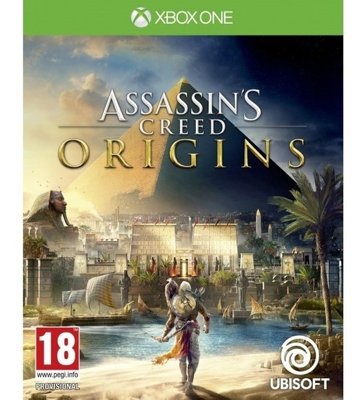 Assassins Creed Origins - Digital - Promocional - Xbox One