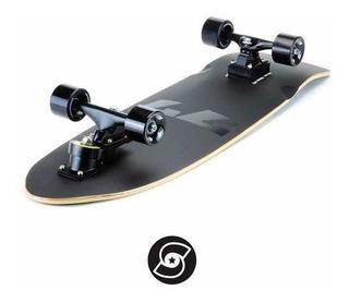 Patineta Smoothstar Black Toledo 77 34 Carver Surfskate