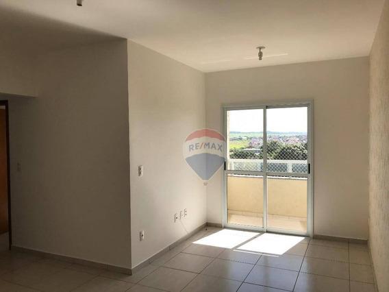 Apartamento Com 2 Dormitórios Para Locação Ou Venda, 61 M² - Green Village - Nova Odessa/sp - Ap0104