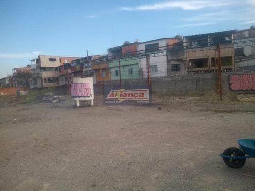 Terreno Para Alugar, 4600 M²  - Parque Novo Mundo - São Paulo/sp - Ai14970