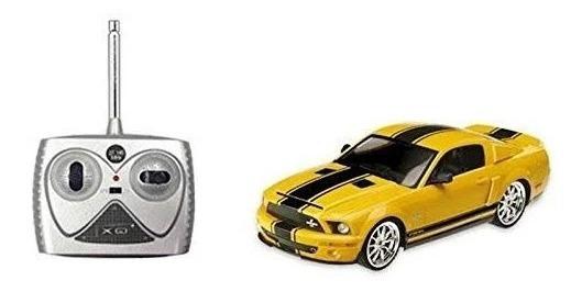 Carrinho De Controle Remoto Ford Shelby Gt 500 Super Snake