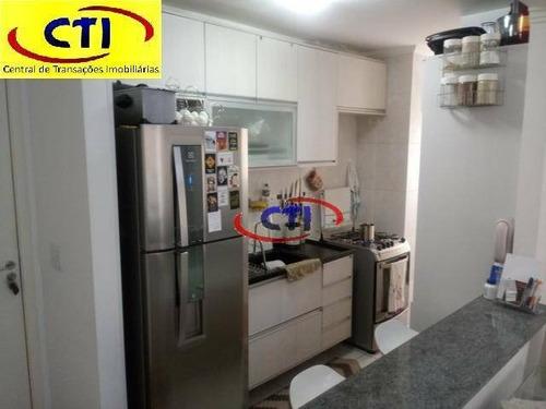 Imagem 1 de 7 de Apartamento À Venda, Vila Gonçalves, São Bernardo Do Campo. - Ap2757