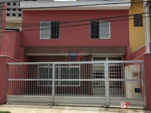 Imagem 1 de 20 de Ref: 13.094- Excelente Sobrado Localizado No Bairro Vila Moreira-tatuapé, 3 Dorms, Sendo 1 Suíte, 4 Banheiros, 4 Vagas, 293 M² De Área Útil. - 13094