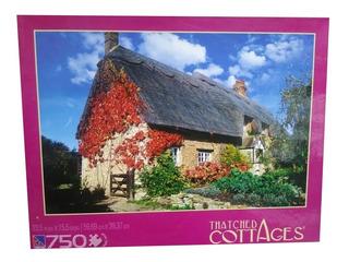 Rompecabezas X 750 Piezas Cottages 3601b Envio Full (4917)