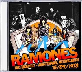 Ramones - The Paradiso Amsterdam 1978