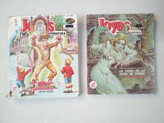 Comics De Joyas De La Literatura Con Historias De Terror