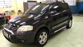 Volkswagen Crossfox 2007 1.6 Total Flex 5p Financio