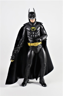 Batman - Neca 7 Pulgadas - Tim Burton