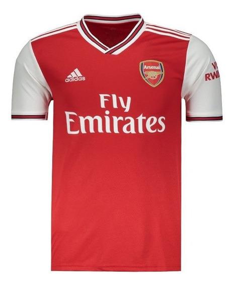 Camiseta Blusa Arsenal Authentic 2019 Pronta Entrega Confira