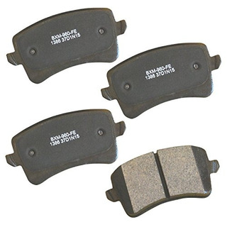 4 Pack BENDIX SBC34 Stop By Brake Pad